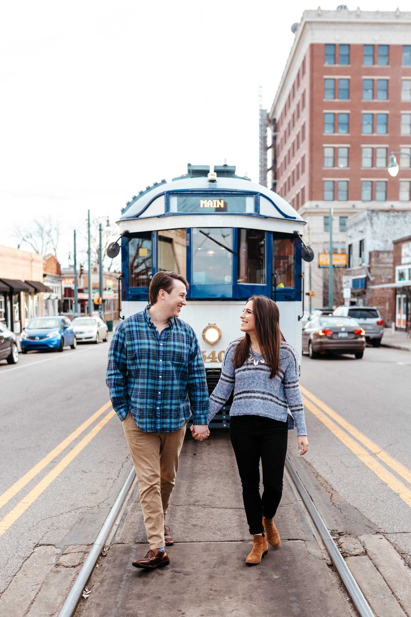 Downtown Memphis Engagement Session_0010.jpg