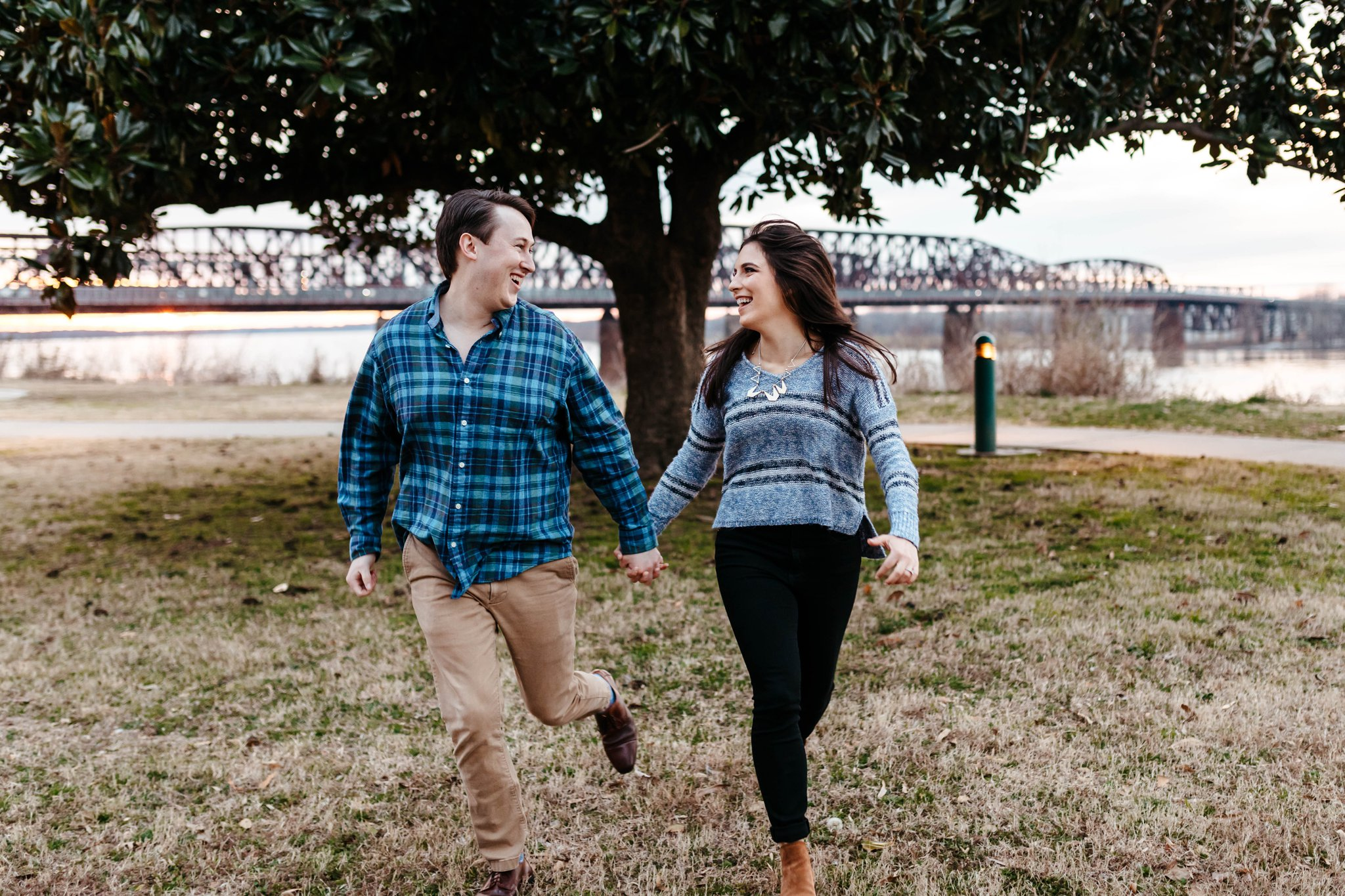 Downtown Memphis Engagement Session_0017.jpg