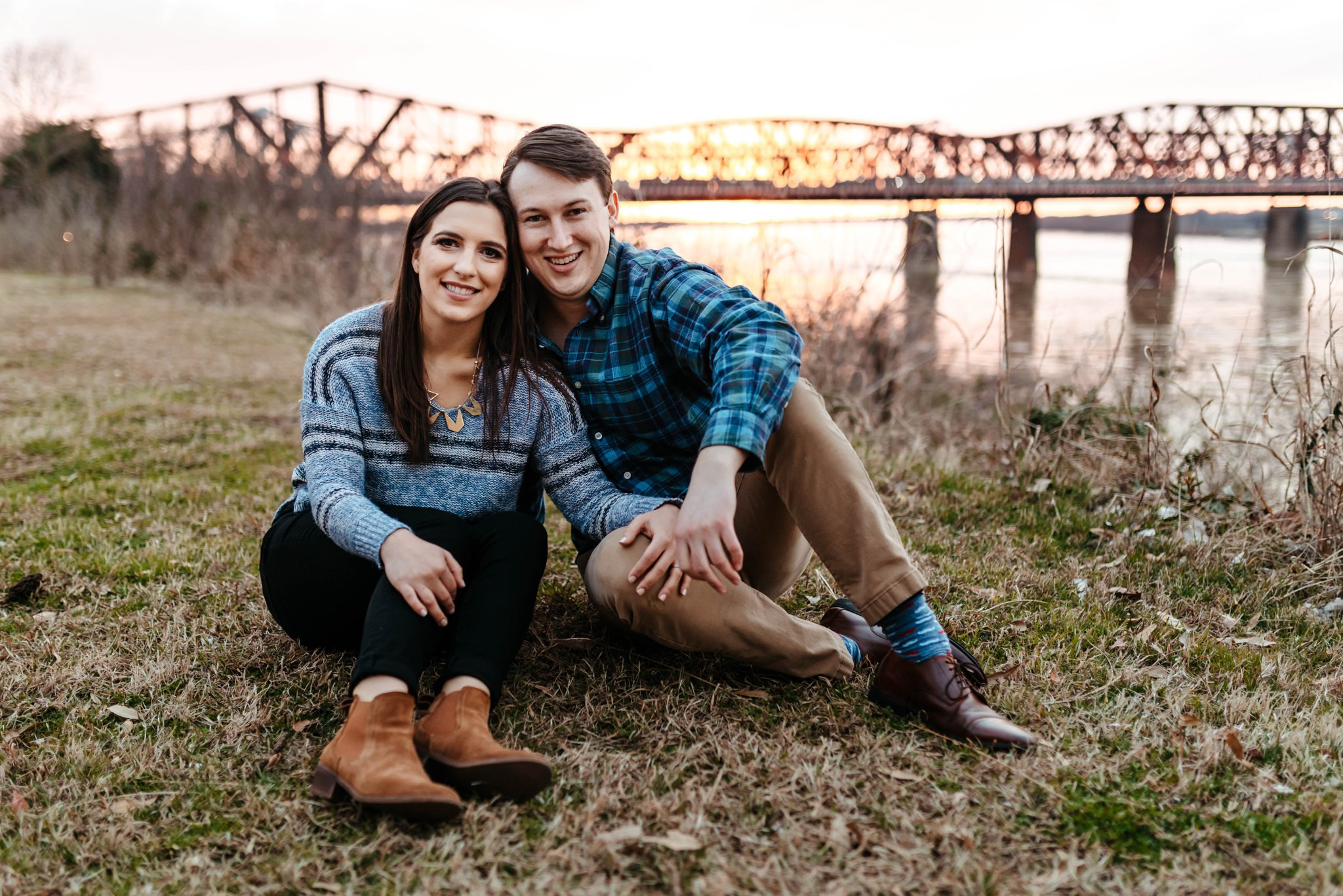 Downtown Memphis Engagement Session_0019.jpg